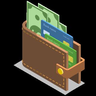 domain verkauf geldbörse